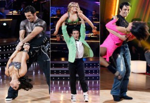 SHAWN JOHNSON, MARK BALLAS
