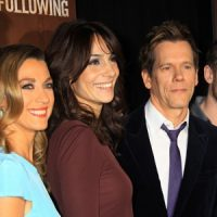 "Guiding Light's Kevin Bacon ""Tim Werner"" (Search For Tomorrow), As The World Turns' Annie Parisse ""Julia"" and Passions Natalie Zea ""Gwen Hotchkiss"" and James Purefoy star in ""The Following"", Fox's new tv series on Mondays, which held its world premiere on"