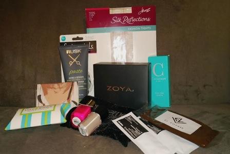 NYFWfall14SwagBag Giveaway