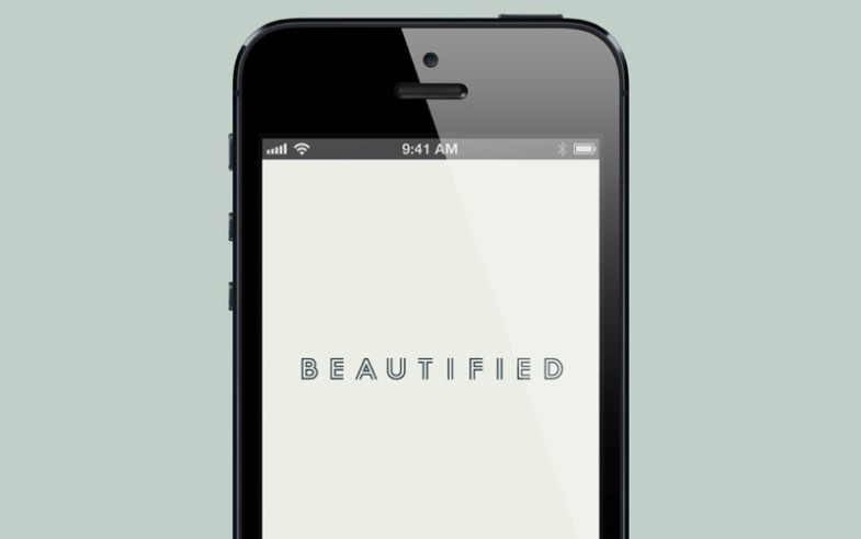 GA_BeautifiedAPP