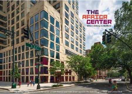 TAC - Meet The Africa Center (About Us Flyer)