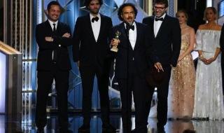 Alejandro Gonzalez Inarritu_GoldenGlobes