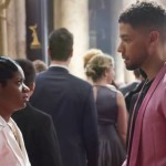"EMPIRE: Pictured L-R: Guest star Bre-Z and Jussie Smollett in the ""Rise by Sin"" episode of EMPIRE airing Wednesday, May 11 (9:00-10:00 PM ET/PT) on FOX. ©2016 Fox Broadcasting Co. CR: Chuck Hodes/FOX"