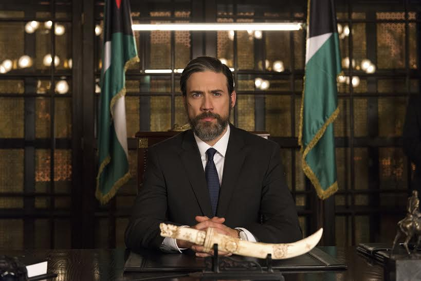"""TYRANT -- """"Spring"""" -- Episode 301 (Airs Wednesday, July 7, 10:00 pm e/p) Pictured: Adam Rayner as Barry Al-Fayeed. CR: Kata Vermes/FX"""