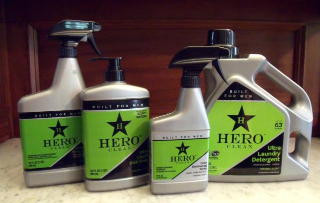 Hero-Clean-Four