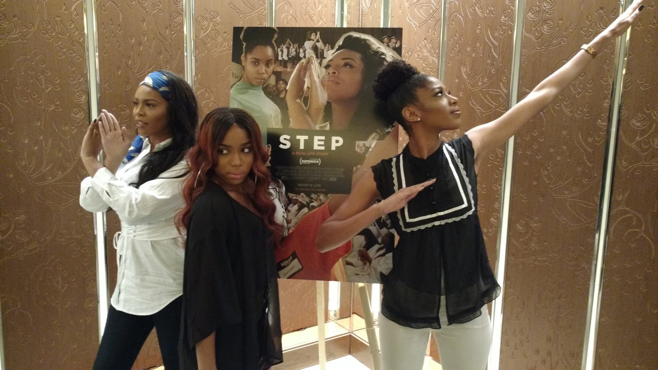 GAL APPROVED! STEP The Movie Opens Today (Meet The Cast ... - photo#47