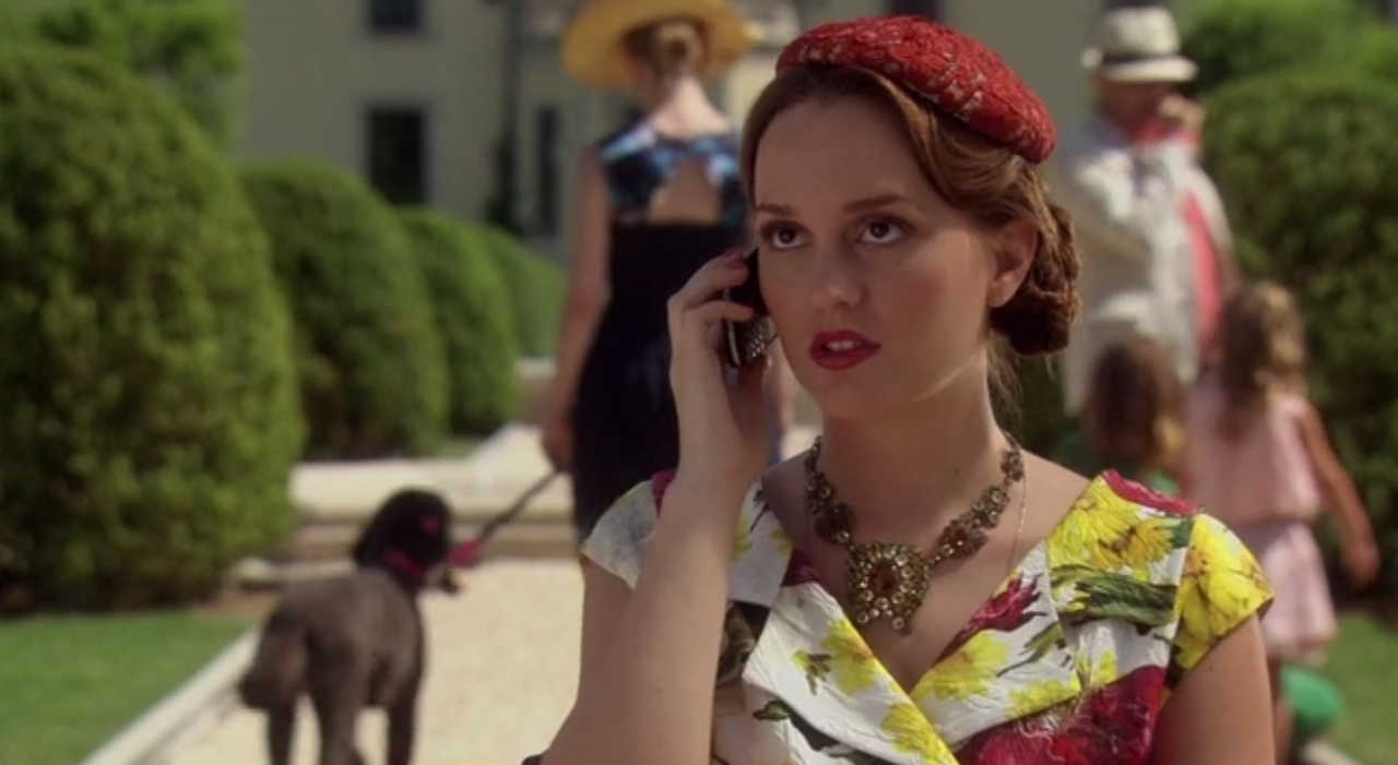 the best character on gossip girl is blair waldorf