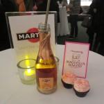 Martini at Betsey Johnson Fashion Talks