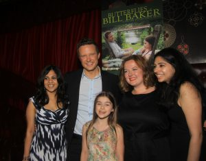 """Will Chase stars in the film """"Butterflies of Bill Baker"""" at the Premiere Party on June 29, 2013 at The DL Rooftop, New York City along with Sterling Jerins (World War II), Zuzanna Szadkowski (Gossip Girl) with the screening at Hunter College."""