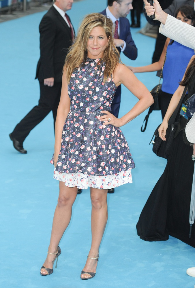 """""""We're the Millers"""" UK Premiere - Arrivals"""