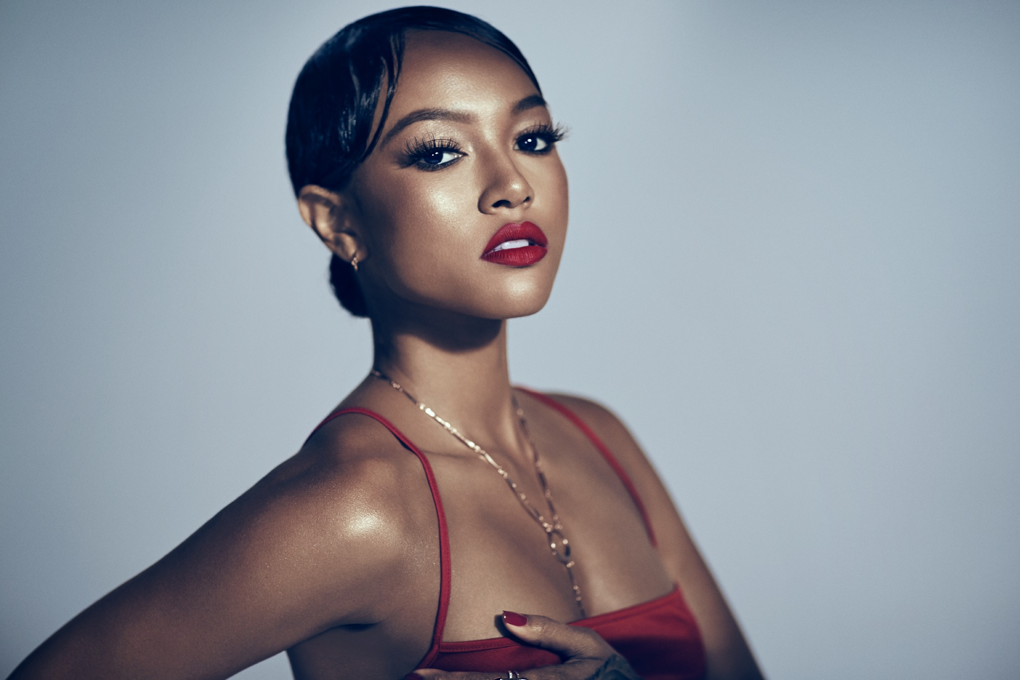 This time, Karrueche and team are offering three Ultra Glossy Lips shades and one new Ultra Matte ...