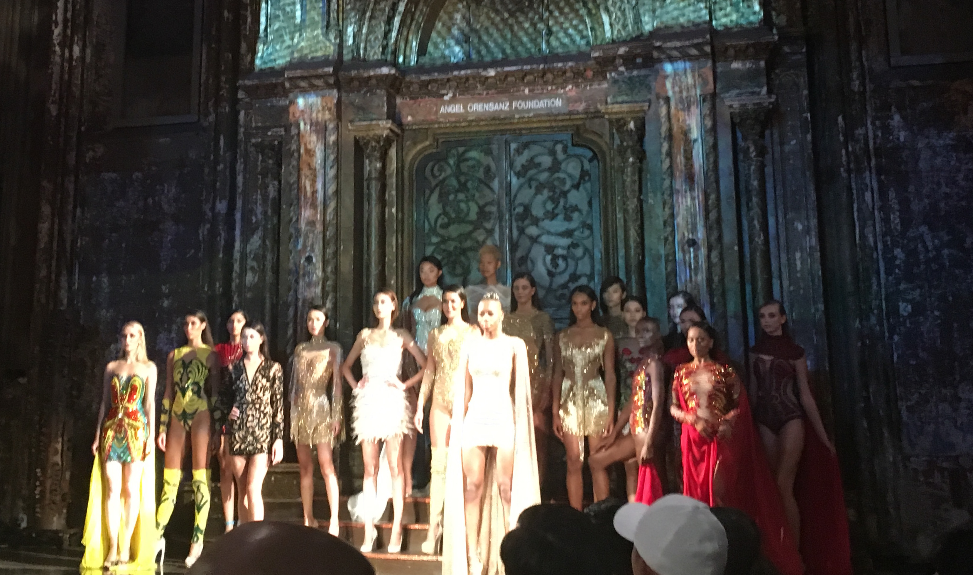 Astounding Nyfw Spring 17 Beyonce Style Looks Arts Hearts Fashion Show Schematic Wiring Diagrams Amerangerunnerswayorg